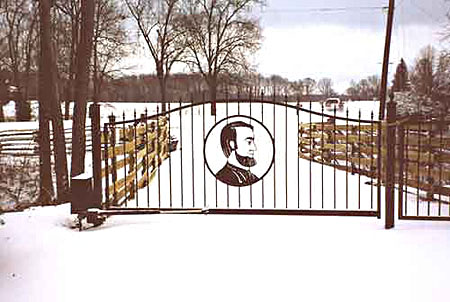Abraham Lincoln Gate